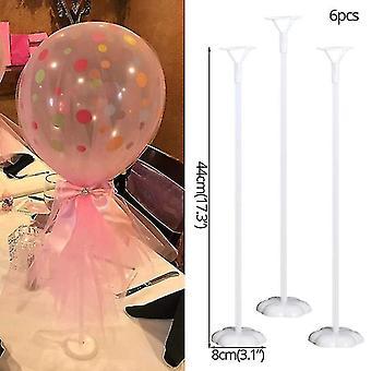 Kits de suministro de fiesta baloon palo globo soporte columna balones suministros de fiesta fiesta de cumpleaños