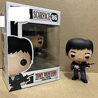 Funko Pop Tony Montana 86 Action Figure Scarface Toy