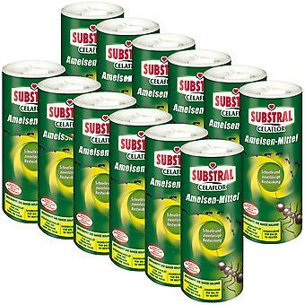 Sparset: 12 x SUBSTRAL® Celaflor® ants, 500 g