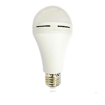 נורת LED חכמה ונורה חירום LED עם סוללה נטענת