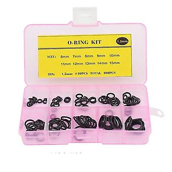 O-rings Rubber Seal Nbr Sealing Nitrile Washer O-ring Set