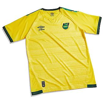 2021-2022 Jamaica Home Shirt (Ladies)