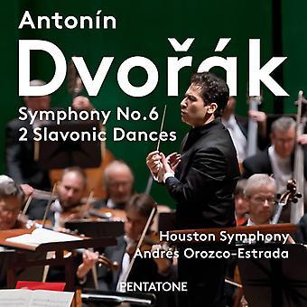 Dvorak / Orozco-Estrada, Andres / Houston Symphony - Antonin Dvorak: Symphony 6 / 2 Slavonic Dances [SACD] USA import
