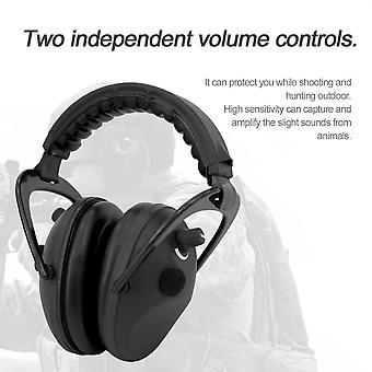 Elektronische oor gehoor hoofdband voor schieten jacht oor muff tactische headset