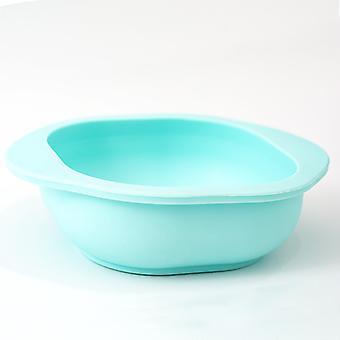 Uppsättning av 1 ekologiska skålar för spädbarn från 4 månader, perfekt för att äta den första blå gröten