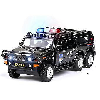 Hummer Police Toy Car Avec Son