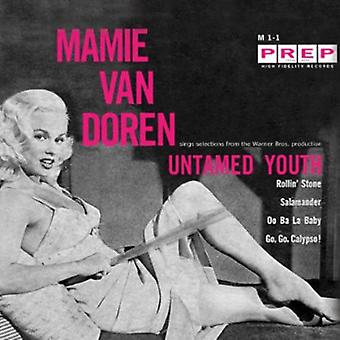 Mamie Van Doren - 未踏ユース [ビニール] USA 輸入