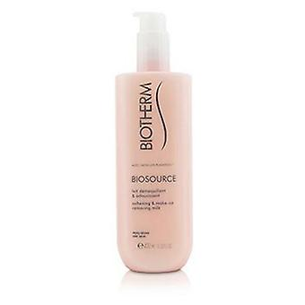 Biotherm Biosource Softening & Make-up Removing Milk - For Dry Skin - 400ml/13.52oz