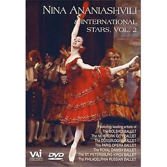 Nina Ananiashvili & Interntl All-Stars-Vol. 2 [DVD] USA import