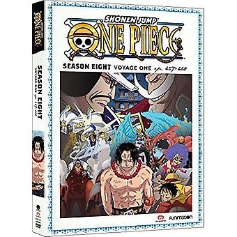 One Piece: Season Eight - Voyage One [DVD] USA import
