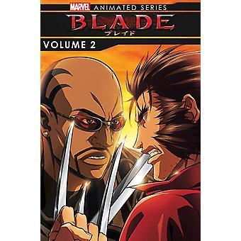 Blade: Animated Series Vol. 2 [DVD] USA tuonti