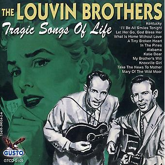 Louvin Brothers - Tragic Songs of Life [CD] USA import