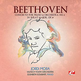 L.V. Beethoven - Concerto for Piano & Orchestra 2 in B-Flat Maj [CD] USA import