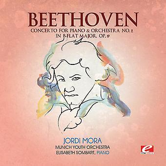 L.W Beethoven - Konzert für Klavier & Orchester 2 in B-Flat Major [CD] USA import