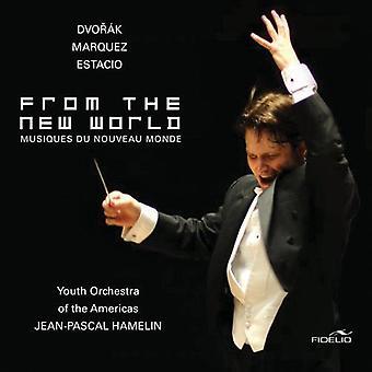 Dvorak/Marquez/Estacio - From the New World [CD] USA import