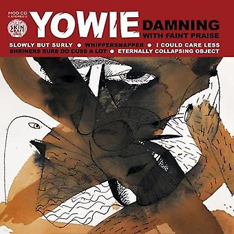 Yowie - Damning with Faint Praise [CD] USA import