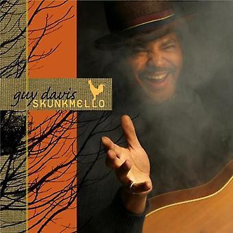 Guy Davis - Skunkmello [CD] USA import