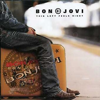 Bon Jovi - importação EUA This Left Feels Right [CD]