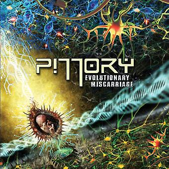 Pillory - Evolutionary Miscarriage [CD] USA import