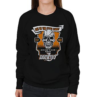 Tiger Rising Street Fighter Women's Sweatshirt