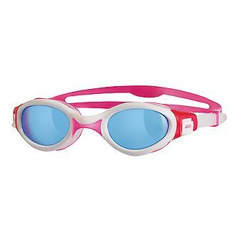 Zogg kvinders Venus hurtigt justere svømning beskyttelsesbriller Pink med UV-beskyttelse