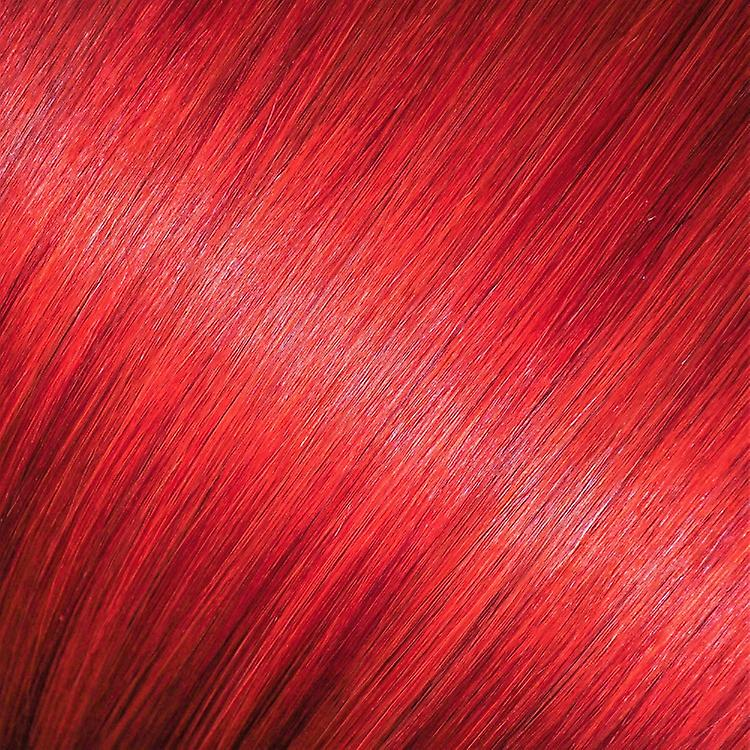 Red - Clip-in Hair stries
