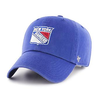 47 le feu relaxed fit Cap - CLEAN UP New York Rangers royal