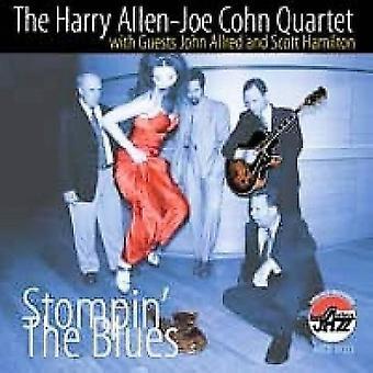 Allen/Cohn Quartet - Stompin' the Blues [CD] USA import