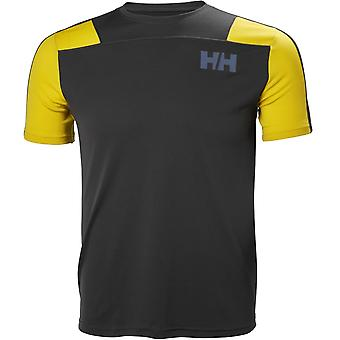 Helly Hansen HH Lifa Active Light SS - ebano