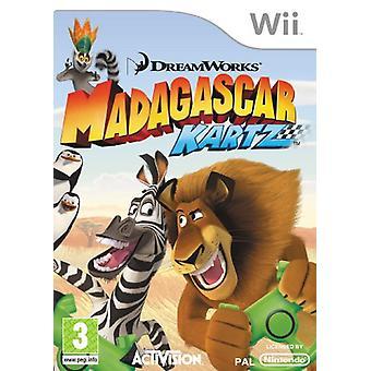 Madagascar Kartz (Wii) - Nouveau