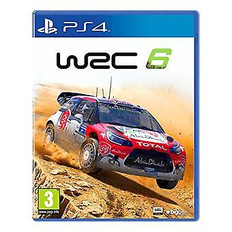 WRC 6 (PS4) - Nouveau