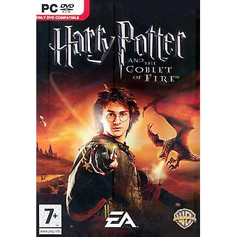 Harry Potter og Flammernes Pokal (PC DVD)-ny