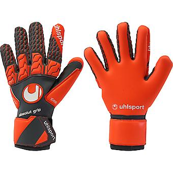 UHLSPORT AERORED ABSOLUTGRIP RELFEX Keepershandschoenen