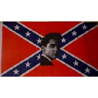 Elvis Rebel vlag 5 ft x 3 ft