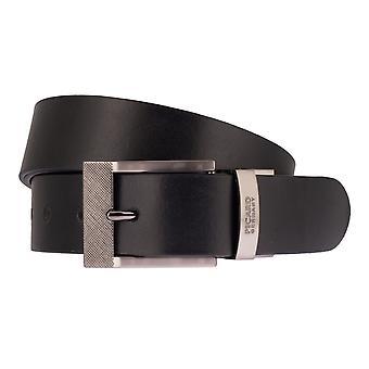 PICARD belts men's belts leather belt black 2529