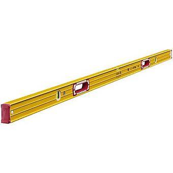 使用 196-2 15237 Alu 精神レベル 183 cm 0.5 mm/m キャリブレーションする: メーカー基準 (証明書なし)