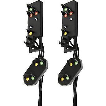 Viessmann 4751 H0 Light sisältää etukäteen signaalin Asig valo signaalit koottu DB