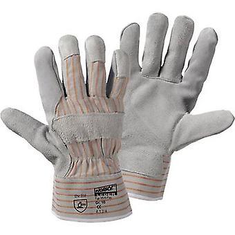 L+D worky Fox 1519 Top-grain cowhide Protective glove Size (gloves): 9.5, L EN 388 CAT II 1 Pair