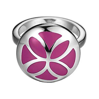 Esprit Steel Thriving Flora Orchid Pink ESRG12138