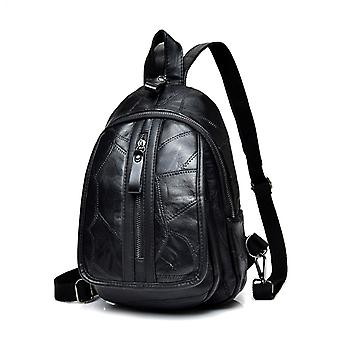 Genuine Lambskin Backpack, LAMM5902-2