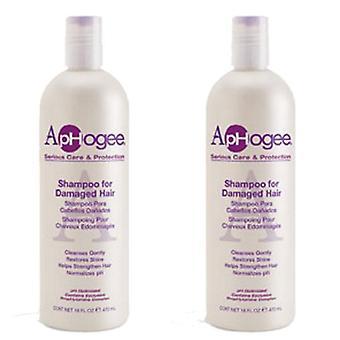 Aphogee šampon pro poškozené vlasy 16oz (2 balení)
