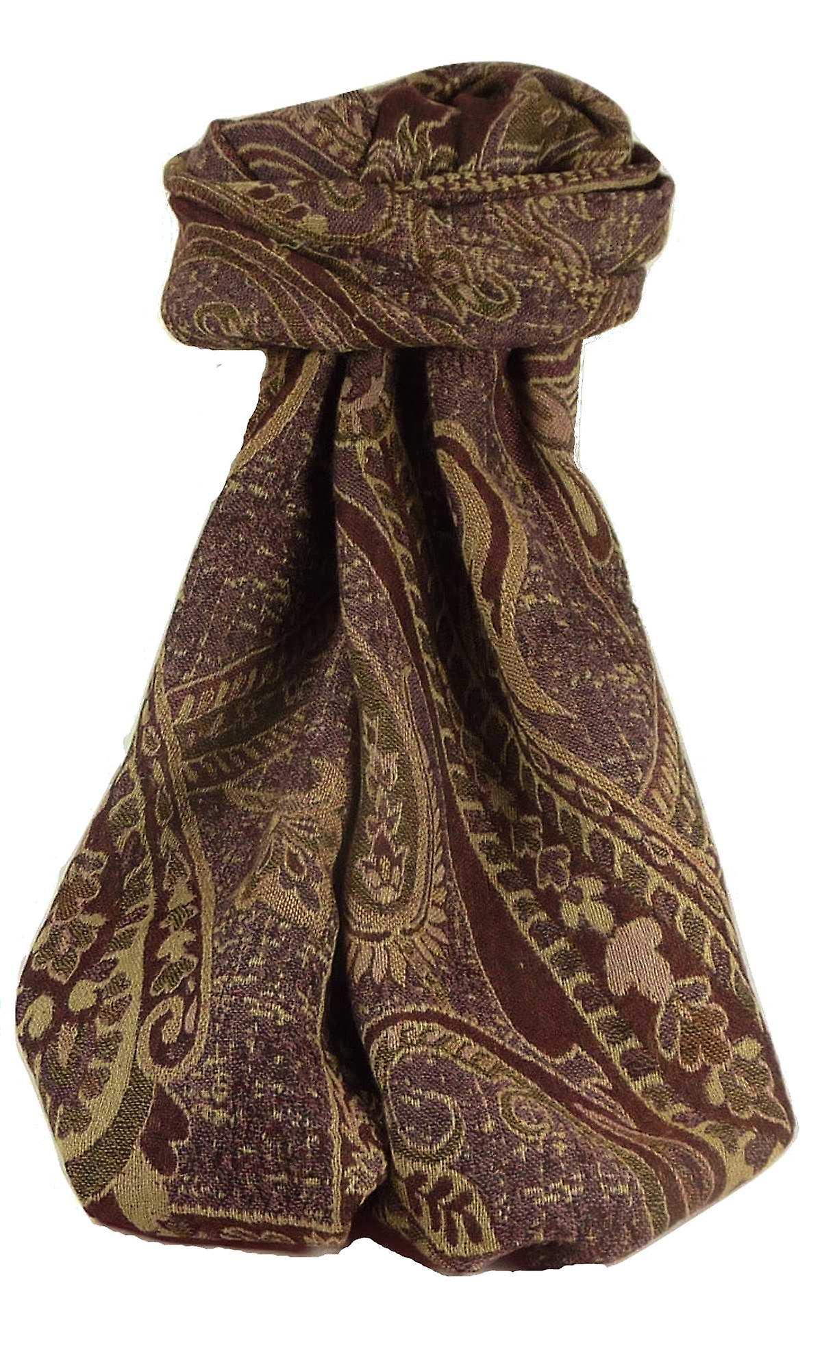 Mens Muffler Scarf 0559 Fine Pashmina Wool by Pashmina & Silk