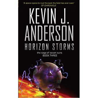 Horizon Storms by Kevin J. Anderson - 9780743430678 Book