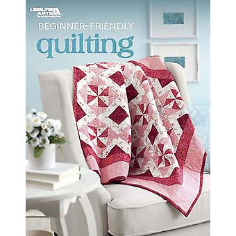 Beginner-Friendly Quilting by Linda Causee - 9781464752315 Book
