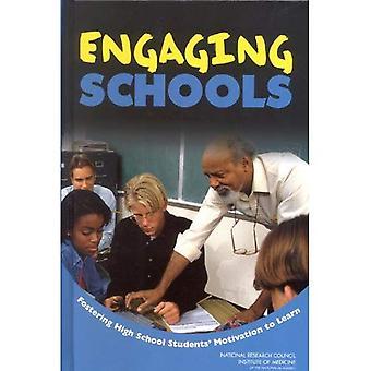 Coinvolgere le scuole: Promuovere la motivazione ad apprendere degli studenti delle scuole superiori