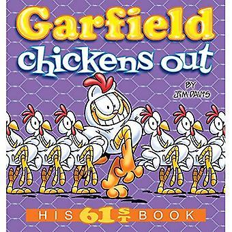 Garfield kycklingar: Hans 61: a bok