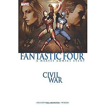 Guerra civile: Fantastic Four (nuove di stampa)