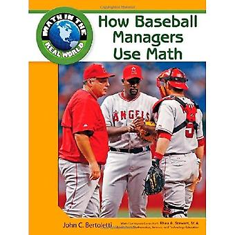 How Baseball Managers Use Math
