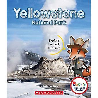 Parque Nacional de Yellowstone (parques nacionais do novato (biblioteca))