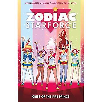 Zodiac Starforce Vol. 2: Rop av Fire Prince
